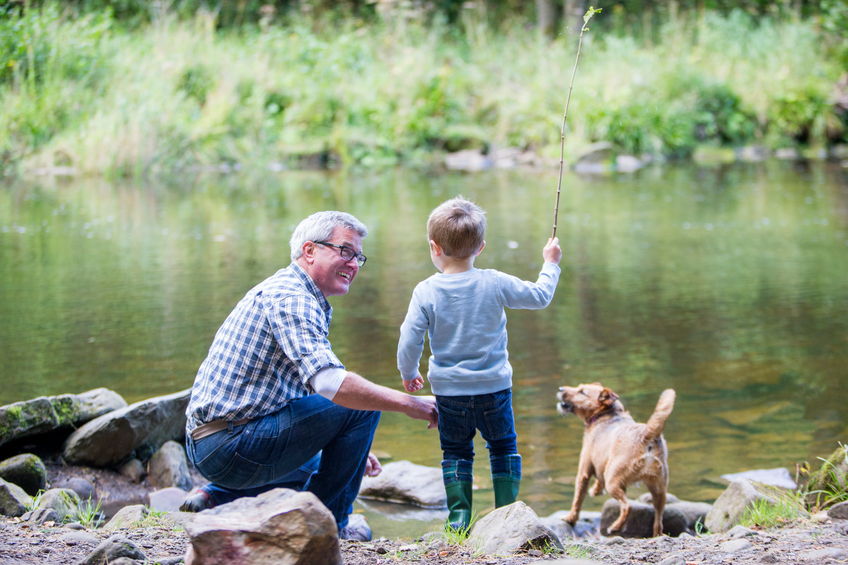 Plan Your Camping Trip So You Can Do a Little Fishing?