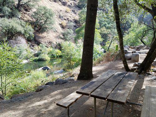 trails end picnic table